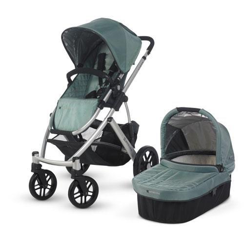Reviews UPPAbaby VISTA Stroller - Green Sale | Strollers ...