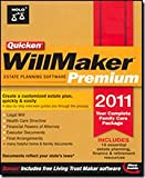 Quicken Willmaker Premium 2011 With living Trust Maker Software