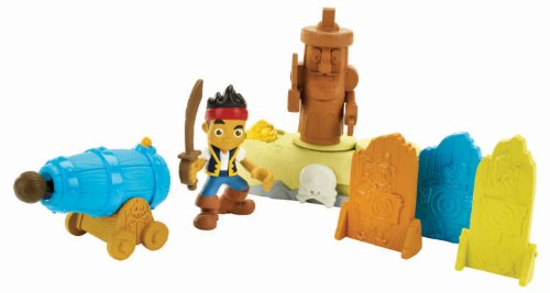 Fisher-Price Disney Jake and The Never Land Pirates Pirate Practice - 1
