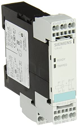 Siemens 3rn1010 2cw 00 thermistor motor protection relay for Thermistor motor protection relay