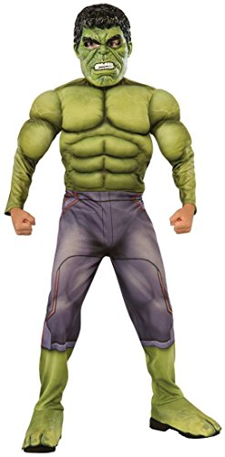 Avengers: Age of Ultron Child's Deluxe Hulk Costume