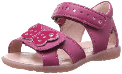 Richter Kinderschuhe Girls Sissi S Ankle Pink Pink (fuchsi/pink/lipstick 3501) Size: 8 (25 EU)