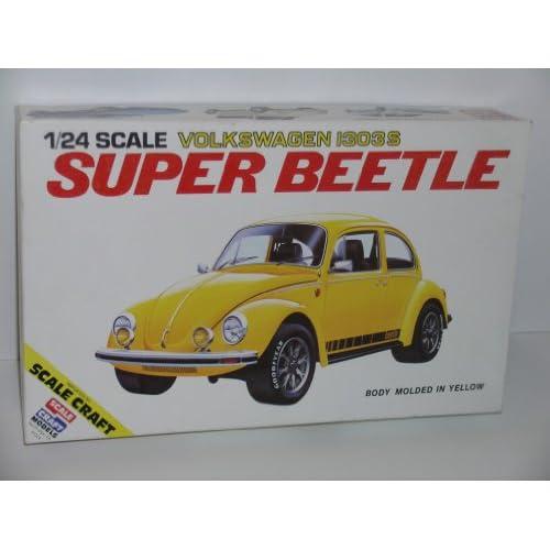 "Amazon.com: Imai Volkswagen ""Super Beetle""--Plastic Model Kit"