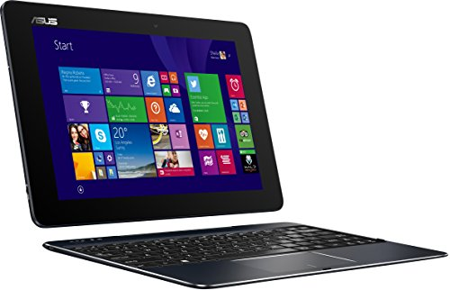 ASUS Transformer Book Chi 10.1-Inch Ultraslim All-Aluminum Detachable Touchscreen 2-in-1, 32 GB Storage (Free Windows 10 Upgrade)