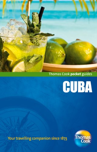 Cuba Pocket Guide, 3rd (Thomas Cook Pocket Guides)
