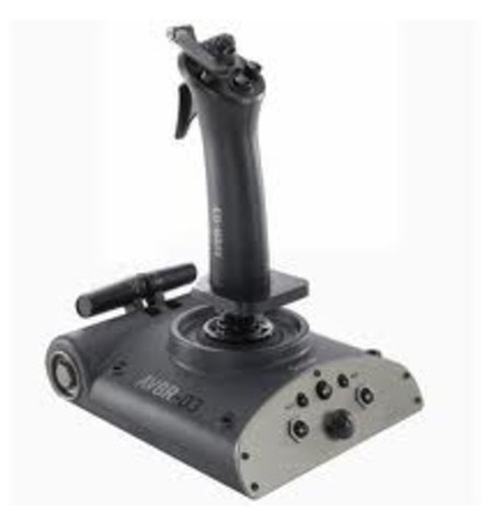 Saitek PS40U Aviator Joystick for use with PC or PS3 Game Console