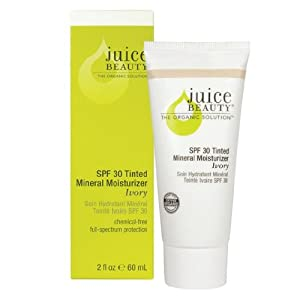 Juice Beauty SPF 30 Tinted Mineral Moisturizer, 2 Ounce