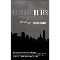 Chicago Blues, Hellmann, Libby Fischer  (Editor)