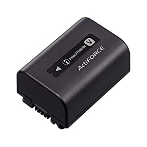 Sony NP-FV50 Rechargeable Battery Pack (Retail Packaging)