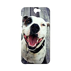 BLUEDIO Designer Printed Back case cover for HTC One A9 - G5966