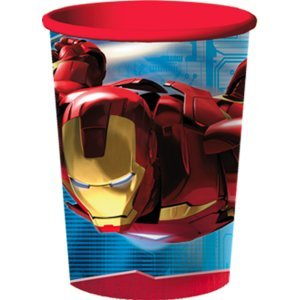 Iron Man '2' Reusable Keepsake Cup (1ct)