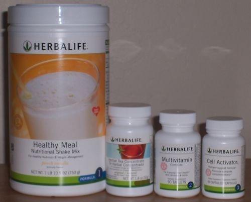 Herbalife Quickstart Program --Wild Berry With 750 G Shake