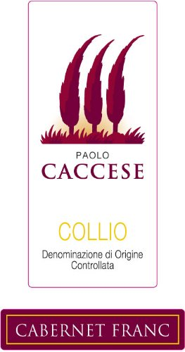 2009 Paolo Caccese Cabernet Franc - Doc Collio - 750 Ml