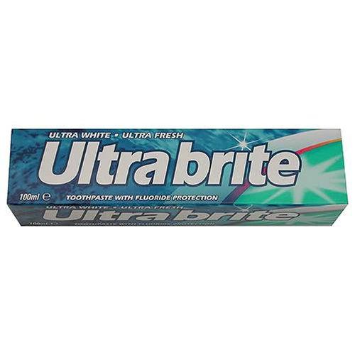 Ultrabrite Fluoride Toothpaste 100ml