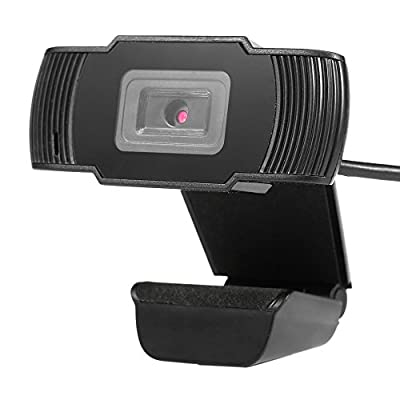 Generic TD-V102U USB2.0 Clip-on 12 Megapixels Webcam with MIC for Laptop PC