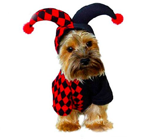 MIXMAX-Pet-Puppy-Dog-Christmas-Clothes-Reindeer-Costume-Outwear-Coat-Apparel-Hoodie
