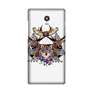StyleO Lenovo Vibe P1 Designer Printed Case & Covers Matte finish Premium Quality (Lenovo Vibe P1 Back Cover)