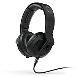 Skullcandy Mix Master Mike S6MMDM-030 Over-Ear Headphone with Mic (Matte Black)