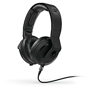 Skullcandy Mix Master with Mic3 Premium Wired Headphone - Matte Black