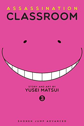 Assassination Classroom, Vol. 3: Time for a Transfer Student