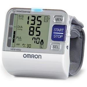 Cheap Omron Healthcare, 7-Series Wrist Monitor (Catalog Category: Personal Care / Blood & Heart Monitors) (ITE-BP652-DAH|1)