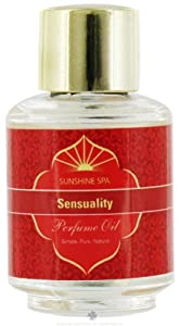 Sunshine Spa - Perfume Oil Sensuality - 0.25 oz.