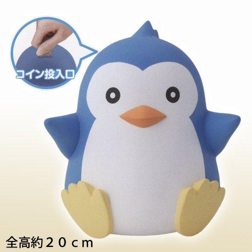 一番くじ 輪るピングドラム A賞 ペンギン2号 ソフビ貯金箱