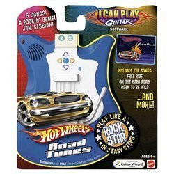 I Can Play Guitar: Hot Wheels Road Tunes Software - 1