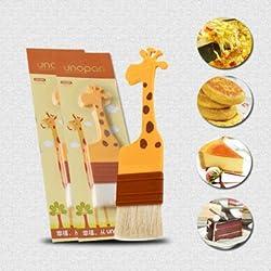 Giraffe Wool Brush Egg Brush Grill Brush Oil Brush Bakeware Tools -