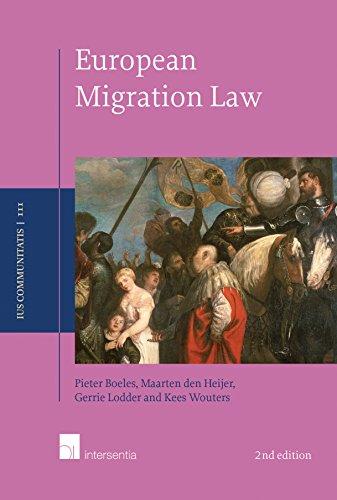 European Migration Law, 2nd edition (hardback) (Ius Communitatis Series)