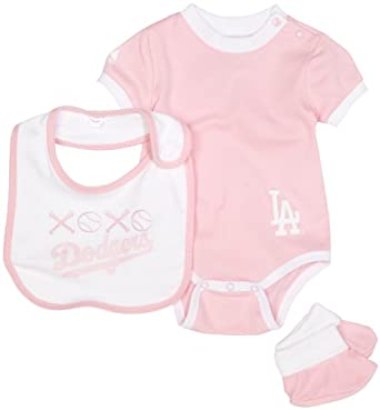 Amazon MLB Infant Toddler Girls Los Angeles Dodgers