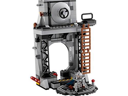 Lego ninja turtles tm 79117 l 39 invasione del covo delle for Lago tartarughe