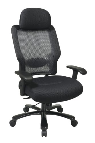 space-seating-big-and-tall-dual-layer-airgrid-back-and-padded-black-mesh-seat-2-way-adjustable-arms-