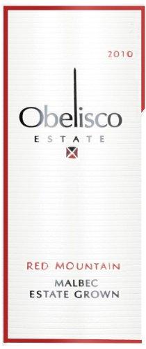 2010 Obelisco Red Mountain Malbec 1.5L