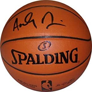 Anthony Davis signed Spalding NBA Indoor Outdoor Basketball (Kentucky Wildcats New... by Athlon+Sports+Collectibles