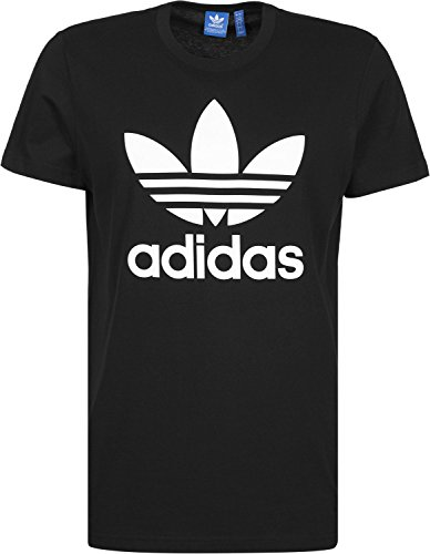 Adidas Trefoil T-Shirt XS black