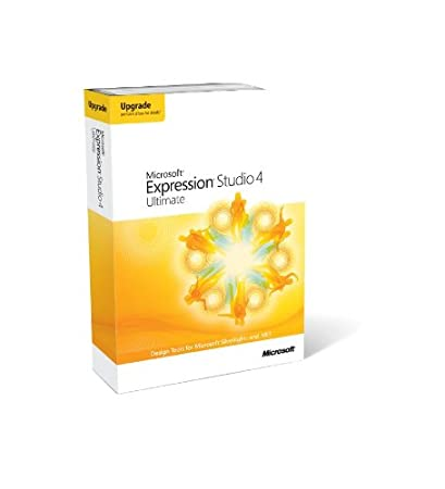 Expression Studio 4 Ultimate Upgrade