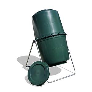 Sun Joe SJTW103 Tumbleweed Compost Tumbler, 58-Gallon (Discontinued by Manufacturer)