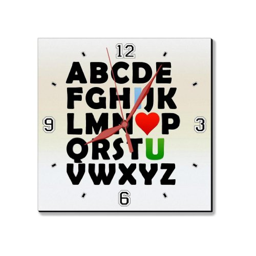 Personalized Alphabet Wall Art front-1038771