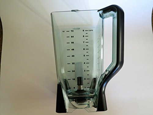 Ninja 72 Oz pitcher for BL770, BL771 and BL780 blenders (Ninja Replacement Blender compare prices)