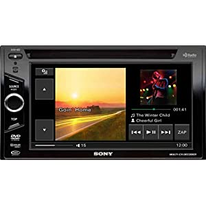 Sony XAV-60 6.1 inch In-Dash Touchscreen DVD/CD/MP3 Receiver | New Product Releases