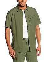 adidas Camisa Hombre Ht Wick Ss Sh (Caqui)