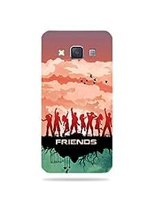 alDivo Premium Quality Printed Mobile Back Cover For Samsung Galaxy A3 / Samsung Galaxy A3 Back Case Cover (MKD152)