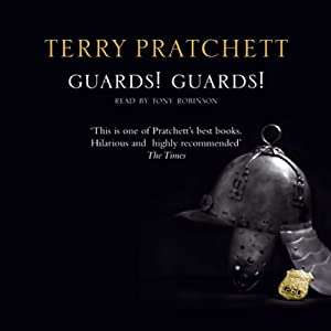 Guards! Guards!: Discworld, Book 8 | [Terry Pratchett]