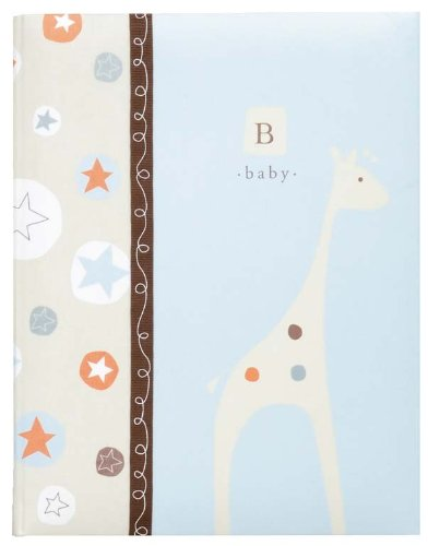 Pepperpot Baby Record Book, Oliver's Nursery