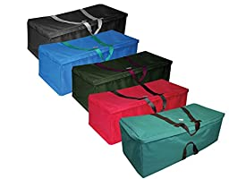 Derby Originals Nylon Hay Bale Bag-Covers, Hunter Green, 44\
