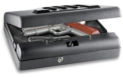Gunvault MV500-STD Microvault Pistol Gun Safe (Pro Rodeo Gear compare prices)