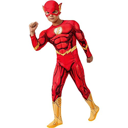 Flash Muscle Chest Kids Costume