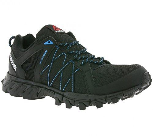 Reebok Uomo Trailgrip Rs 5.0 Scarpe da trekking nero Size: 42