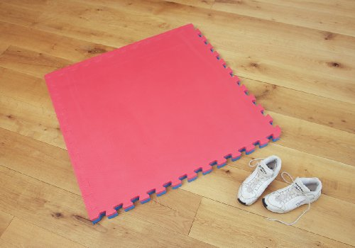 Gym Martial Arts karate Judo 20mm Jumbo Mats x 4sqm
